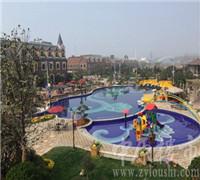 周口碧桂园大型泳池